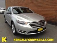 Looking for a clean, well-cared for 2018 Ford Taurus?