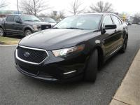 2018 Ford Taurus SHO in Shadow Black w/ Charcoal Black