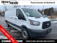 2018 Ford Transit-150 Oxford White 3.7L V6 Ti-VCT 24V,