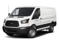 Oxford White exterior and Pewter interior, Transit Van
