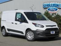 Frozen White Metallic 2018 Ford Transit Connect XL FWD