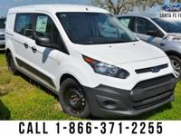 *2018 Ford Transit Connect XL - *Van - 2.7L I4 Engine -
