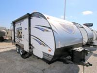 SAVE OVER $10,000.00 ON THIS CRUISE LITE 17' TRAVEL