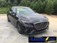 2018 Genesis G80 3.3T Sport AWD 8-Speed Automatic with