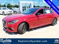 CARFAX One-Owner. Clean CARFAX. Sevilla Red 2018