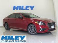 Red and Ready! Turbo! Call Hiley Hyundai . Don't pay