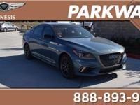 2018 Genesis G80 3.3T Sport COME SEE WHY PEOPLE LOVE