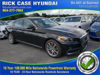Recent Arrival! Clean CARFAX. 2018 Genesis G80 3.8