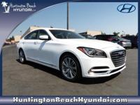 This 2018 Genesis G80 3.8L  will sell fast! This G80