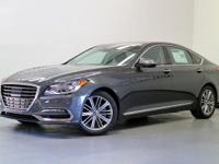 2018 Genesis G80 3.8 27/19 Highway/City MPG  Van