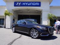 10 YEAR/ 100K WARRANTY ON NEW HYUNDAI! 2018 Genesis G80