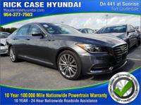 Recent Arrival! Clean CARFAX. 2018 Genesis G80 5.0