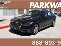 2018 Genesis G80 5.0 COME SEE WHY PEOPLE LOVE PARKWAY,