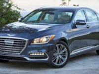 2018 Genesis G80 5.0 HARD TO FIND A VEHICLE THIS NICE