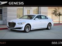 2018 Genesis G90 5.0 Ultimate COME SEE WHY PEOPLE LOVE