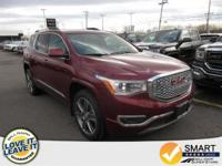 This 2018 GMC Acadia has so much to offer, stop in for