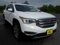 Scores 25 Highway MPG and 17 City MPG! This GMC Acadia