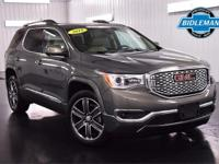 Options:  Pre-Owned 2018 Gmc Acadia Denali|Mineral