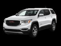 Iridium Metallic 2018 GMC Acadia SLE-1 FWD 6-Speed