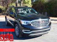Boasts 25 Highway MPG and 18 City MPG! This GMC Acadia