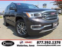 New+Price%21+Iridium+Metallic+2018+GMC+Acadia+SLT-1+AWD