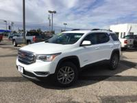 This credible 2018 GMC Acadia SLT-1, with its grippy