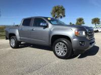 2018 GMC Canyon SLT RWD 8-Speed Automatic V6This