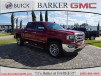 2018 GMC Sierra 1500 SLT 8-Speed Automatic, Jet Black