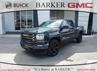 2018 GMC Sierra 1500 6-Speed Automatic, Dark Ash Seats