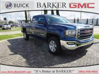 2018 GMC Sierra 1500 SLE 6-Speed Automatic, Black