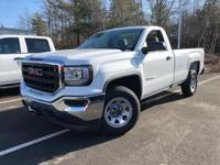 Summit White 2018 GMC Sierra 1500 4WD 6-Speed Automatic