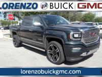 Delivers 21 Highway MPG and 15 City MPG! This GMC