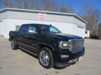 Options:  Additional Options  Denali Ultimate Package