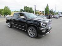 2018 GMC Sierra 1500 Denali 8-Speed Automatic, 4WD, Jet