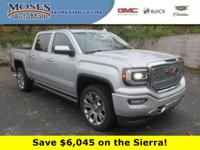 The GMC Sierra light-duty truck has long set the