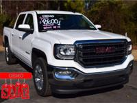 Scores 23 Highway MPG and 16 City MPG! This GMC Sierra