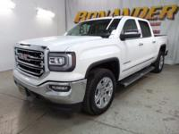 Come see this 2018 GMC Sierra 1500 SLT. Its Automatic