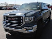 This outstanding example of a 2018 GMC Sierra 1500 SLT