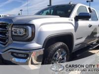 From city streets to back roads, this Silver 2018 GMC