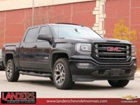 CARFAX One-Owner. Clean CARFAX. Onyx Black 2018 GMC