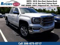 CERTIFIED PRE-OWNED 2018 GMC SIERRA 1500 SLT 4WD CREW
