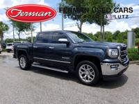 Delivers 22 Highway MPG and 16 City MPG! This GMC