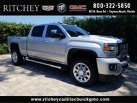 The 2018 GMC Sierra 2500HD is power and confidence