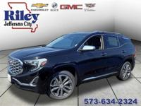 Riley Red Tag Sale! Ebony Twilight Metallic 2018 GMC