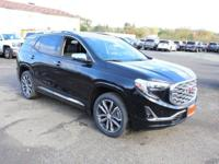 2018 GMC Terrain Denali AWD. AWD 9-Speed Automatic 2.0L