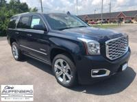 New Price! $4,707 off MSRP! Dark Sapphire Blue 2018 GMC