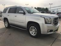 SLT trim. CARFAX 1-Owner, GMC Certified. 3rd Row Seat,
