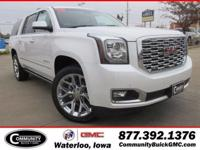 New+Price%21+White+Frost+2018+GMC+Yukon+XL+Denali+4WD+1