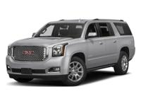 2018 GMC Yukon XL Denali 4WD 10-Speed Automatic with
