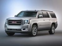 Recent Arrival! CARFAX One-Owner. Clean CARFAX. Yukon